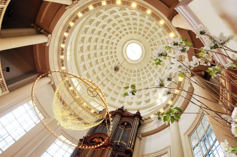 The Renaissance Koepelkerk - Unique Wedding Location